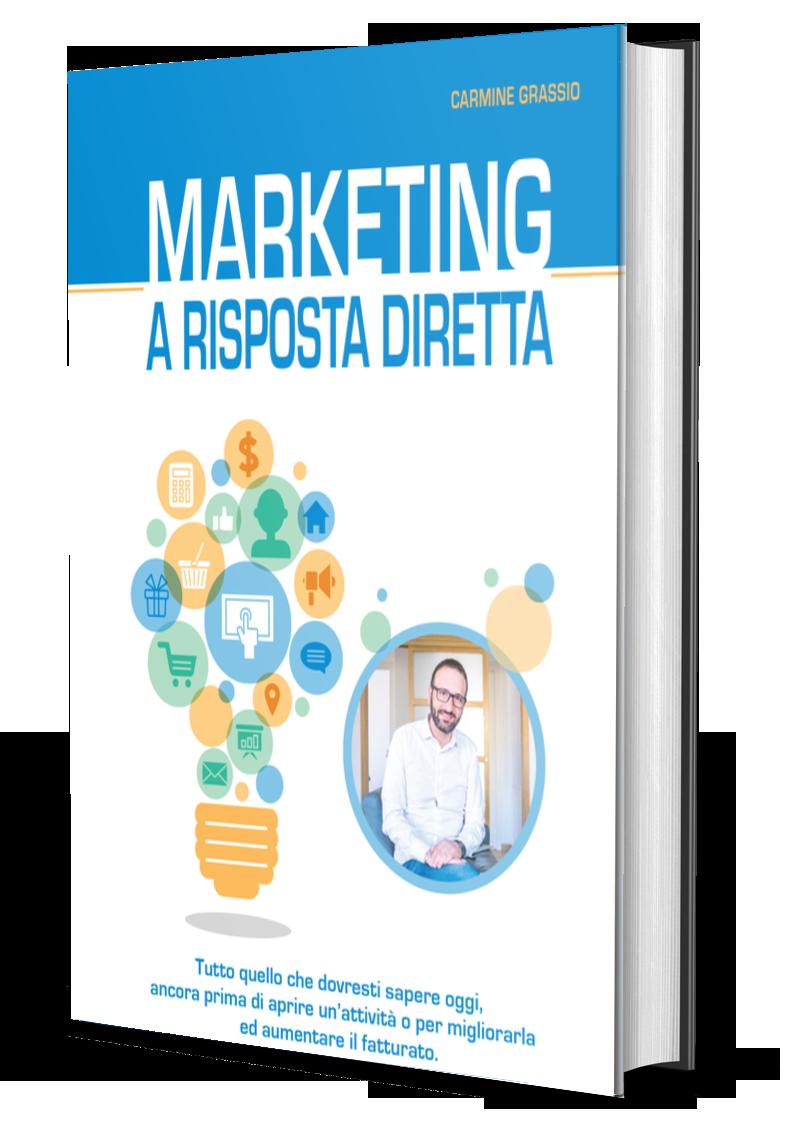 """Libro """"Il Marketing a risposta diretta"""""""